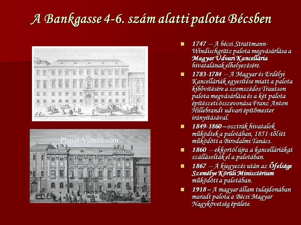 A Bankgasse 4-6.