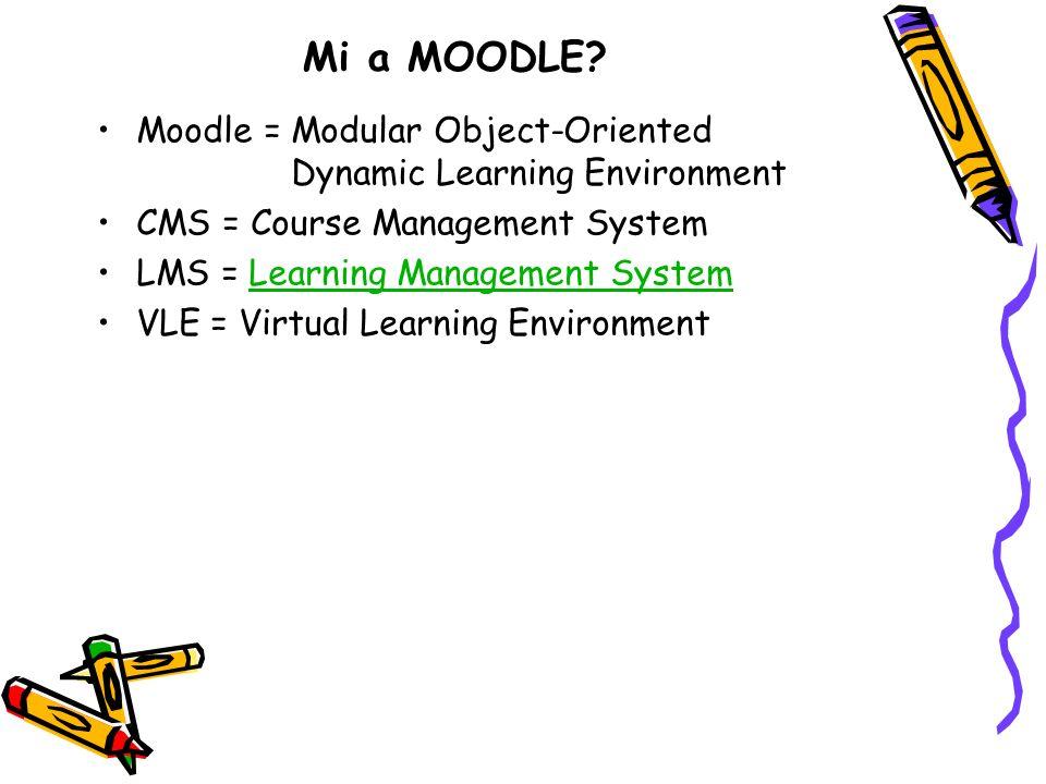 Rövid távú cél lehet Meglévő modulfüzetek MOODLE kurzusokban megvalósítása: –tematika, –előadásvázlat, –gyakorlatok példákkal ill.
