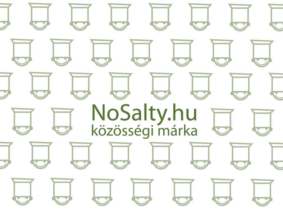 NoSalty.hu a közösségi márka Marketing cél: Facebook aktivitással a NoSalty.hu márka felépítése és honlap látogatottságának növelése.