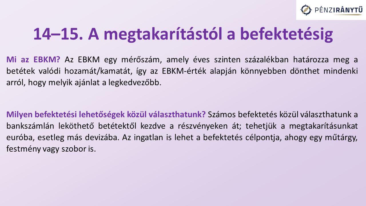 Mi az EBKM.