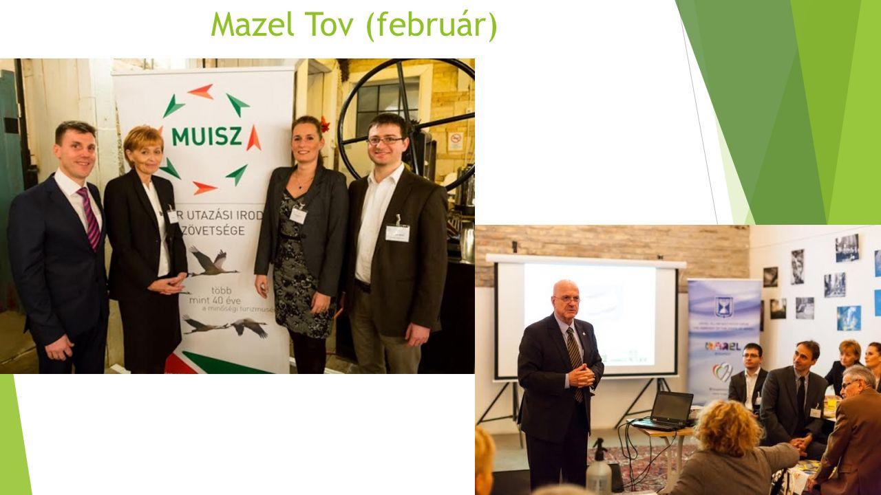 Mazel Tov (február)