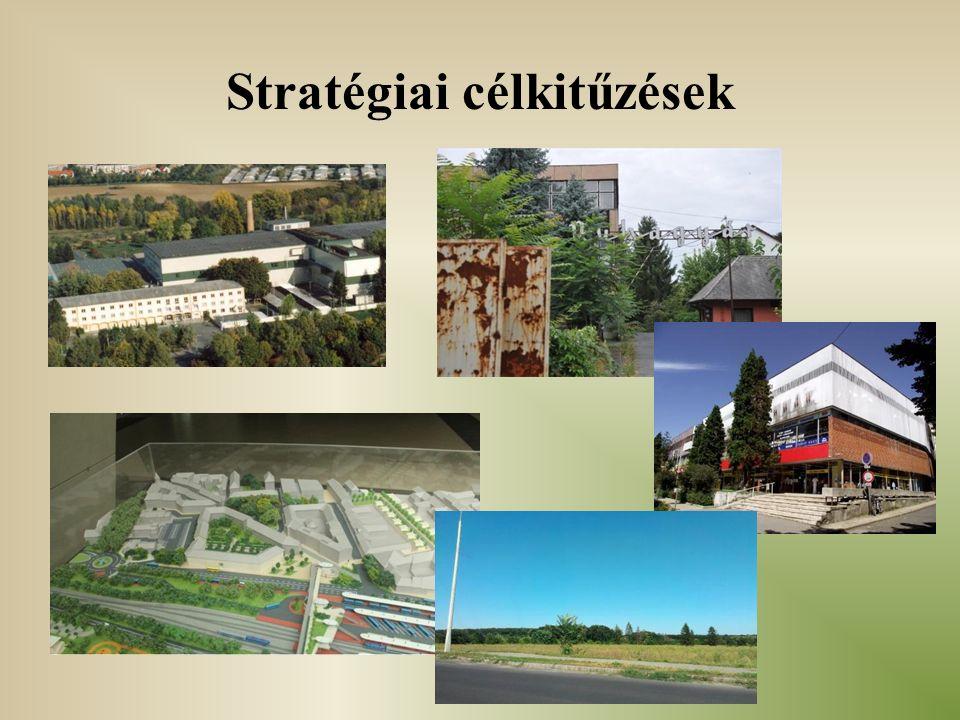 Stratégiai célkitűzések