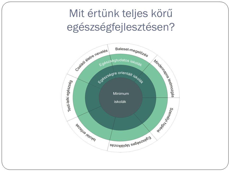 Mit értünk teljes körű egészségfejlesztésen