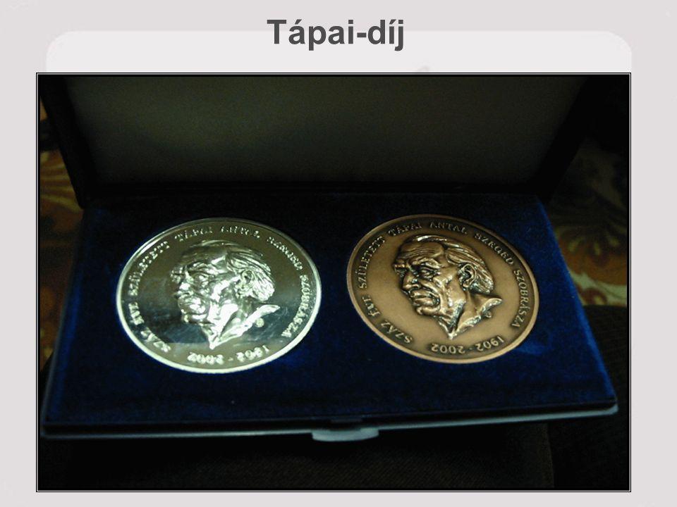 Tápai-díj
