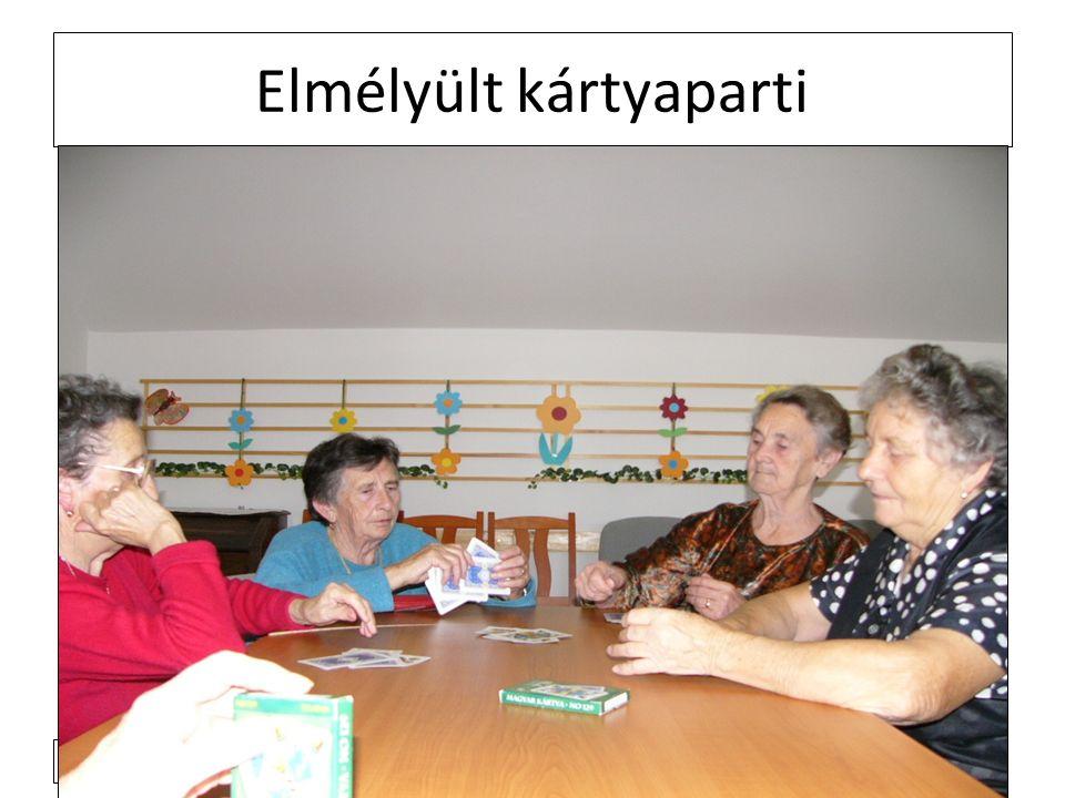 2011. 4. 4. Elmélyült kártyaparti
