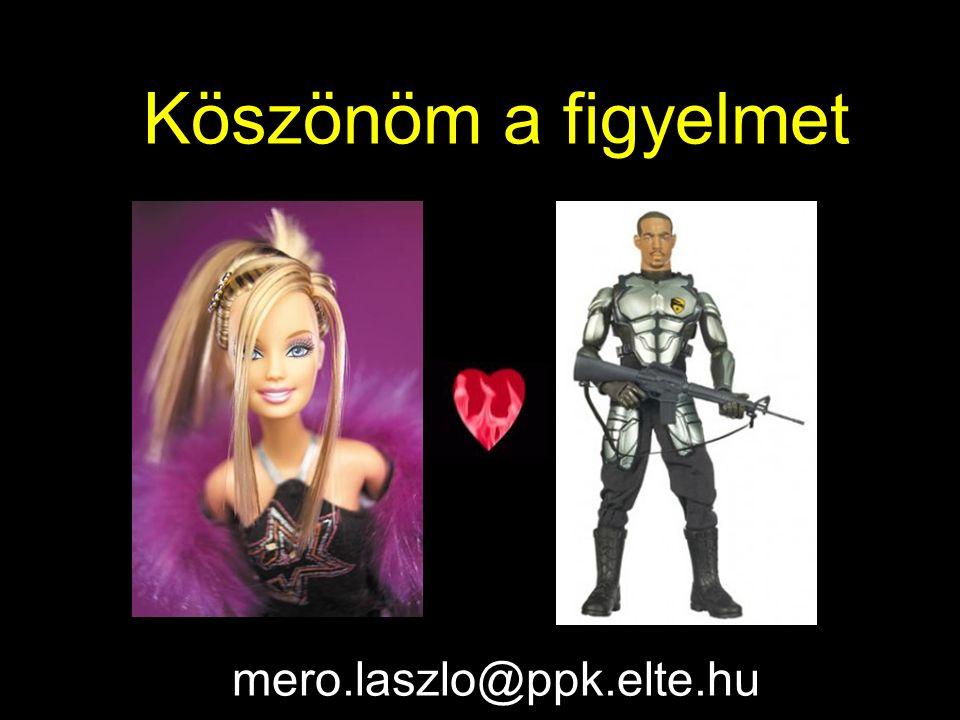 Köszönöm a figyelmet mero.laszlo@ppk.elte.hu