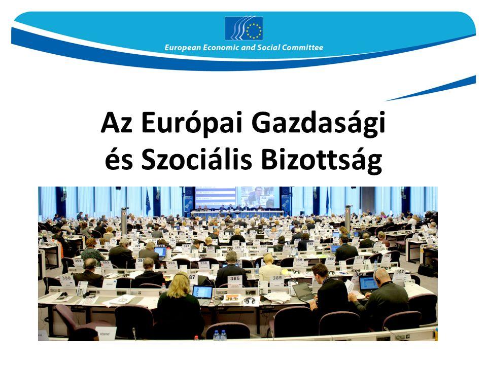 Az Európai Gazdasági és Szociális Bizottság