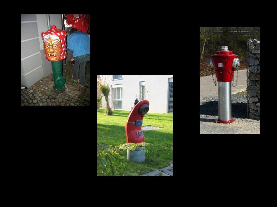 Tűzoltó beavatkozás Tűzcsapok: a változatosság gyönyörködtet? 40