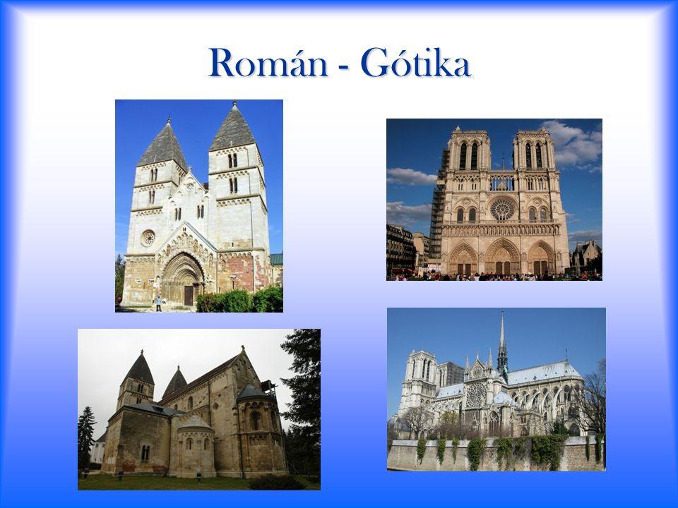 Román - Gótika