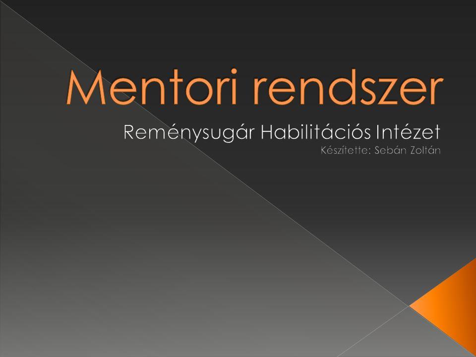  A Magyar Értelmező Kéziszótár szerint: a mentor atyai barát, pártfogó, nevelő.