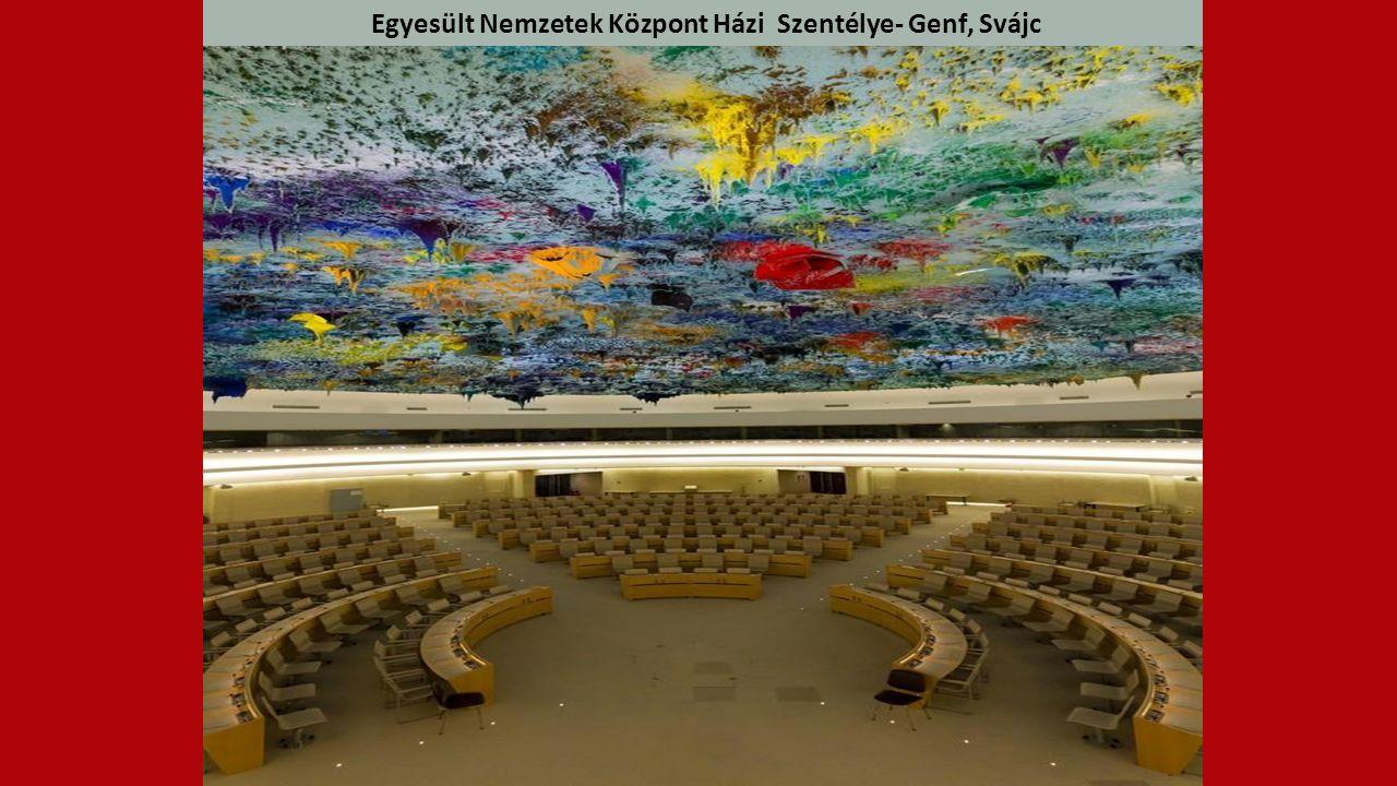 Egyesült Nemzetek Központ Házi Szentélye- Genf, Svájc
