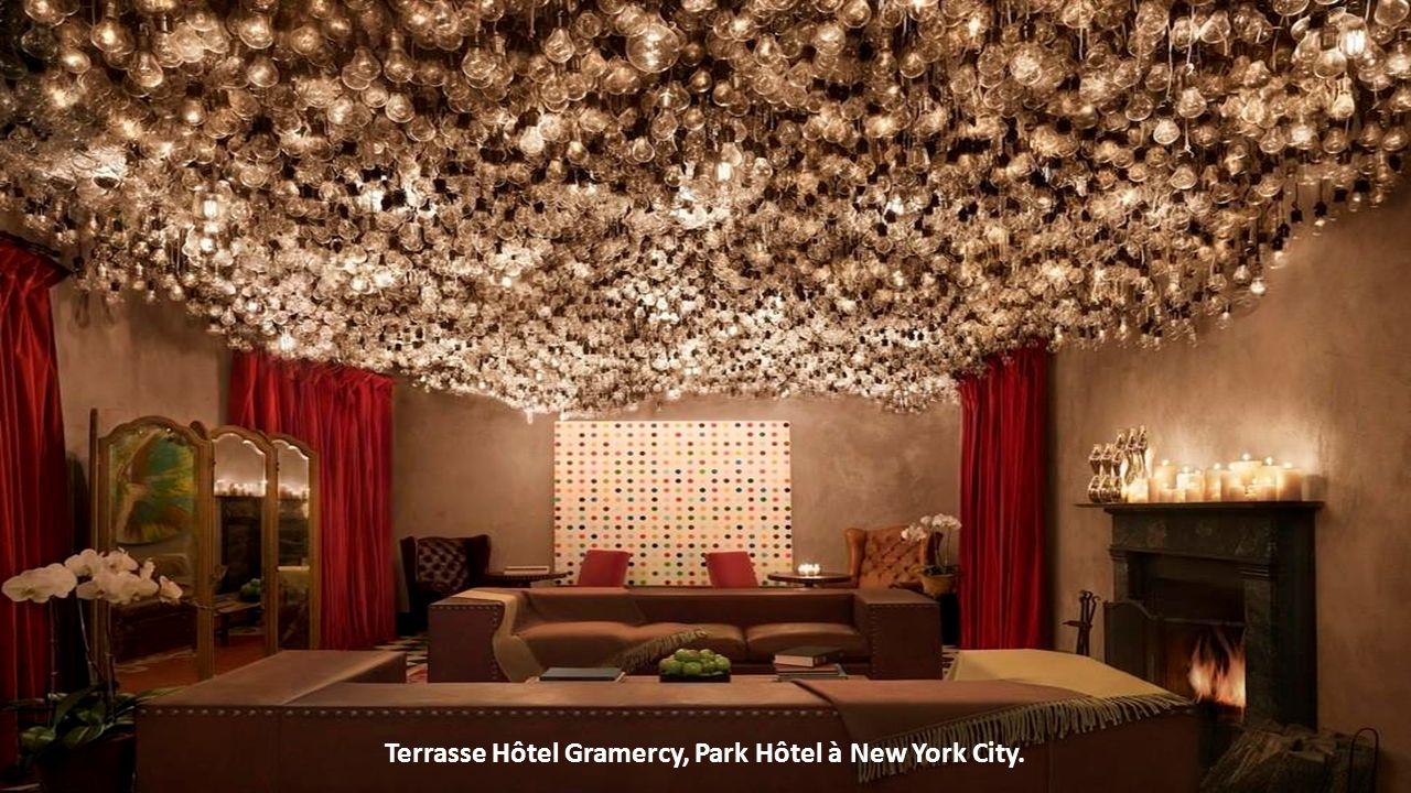 Terrasse Hôtel Gramercy, Park Hôtel à New York City.