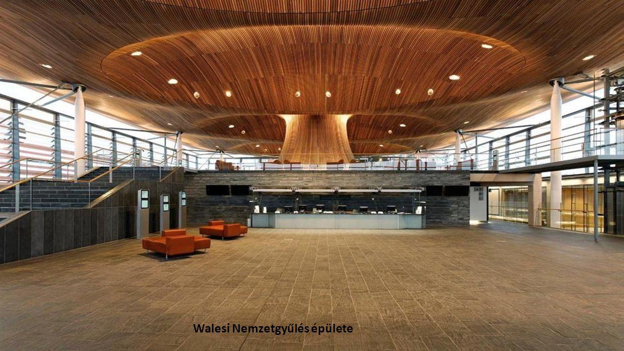 Walesi Nemzetgyűlés épülete