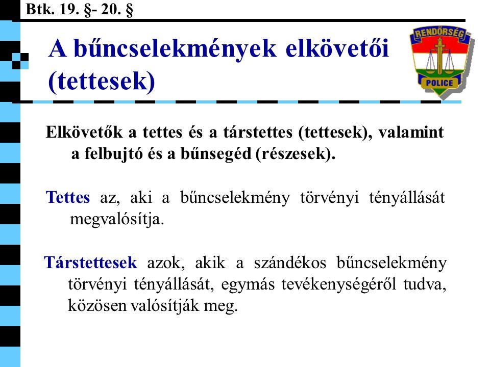 Testi sértés Btk.170.