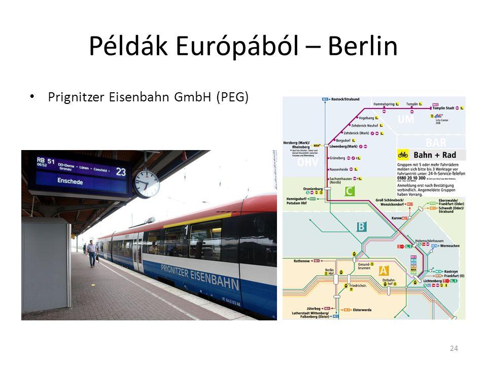 Példák Európából – Berlin Prignitzer Eisenbahn GmbH (PEG) 24
