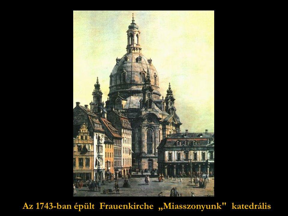 """A Stadtschloss, vagyis a """"Város Palota"""
