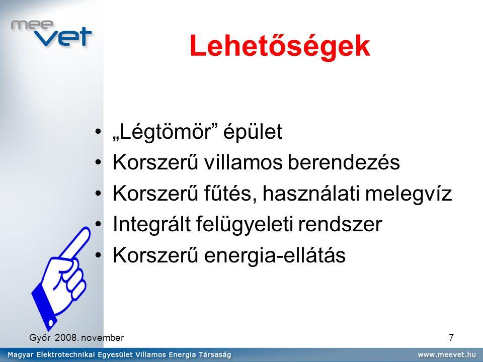 Győr 2008.november18 Igényfelmérő lap Az igény-felmérőlap kitöltésével kérem segítsék munkánkat.