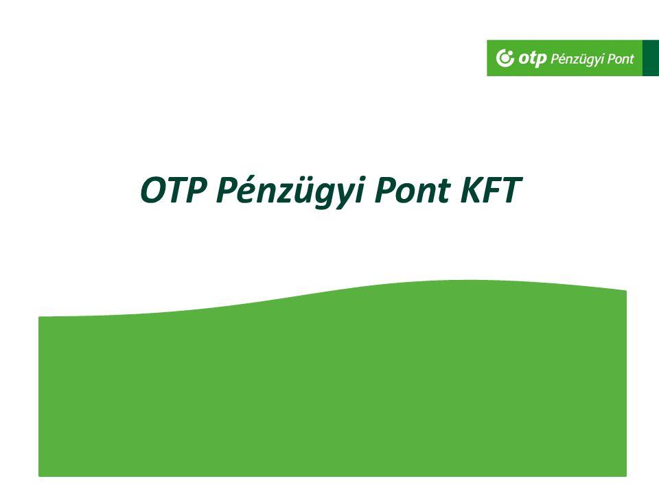 OTP Pénzügyi Pont KFT