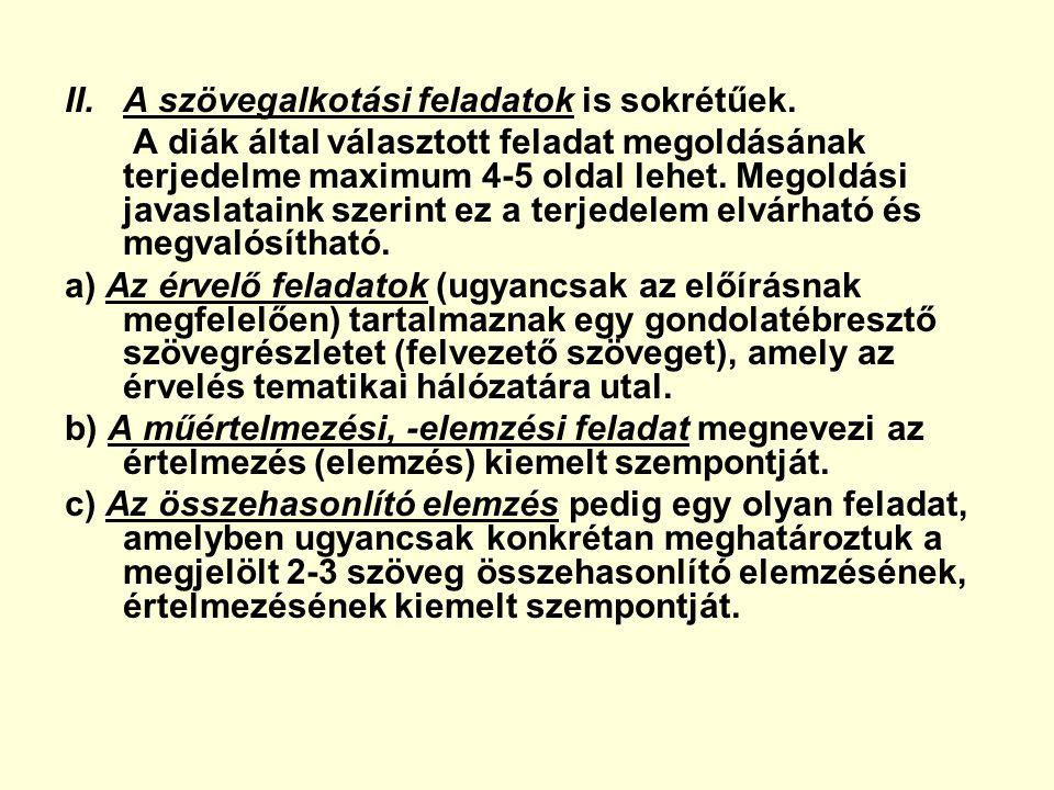 Feladat (pl.