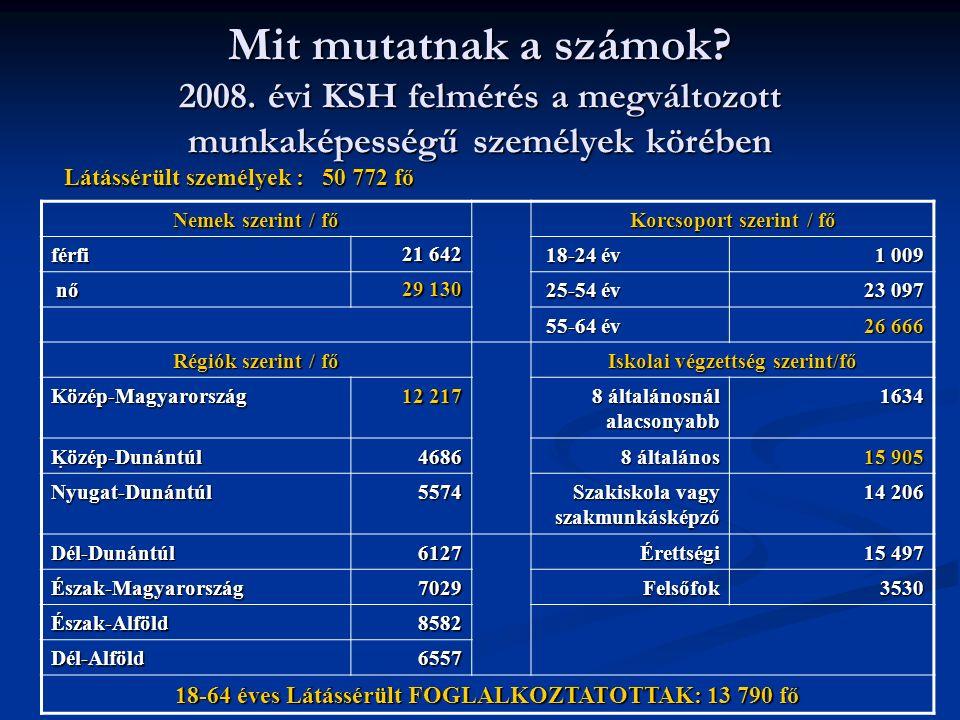 Mit mutatnak a számok.2008.
