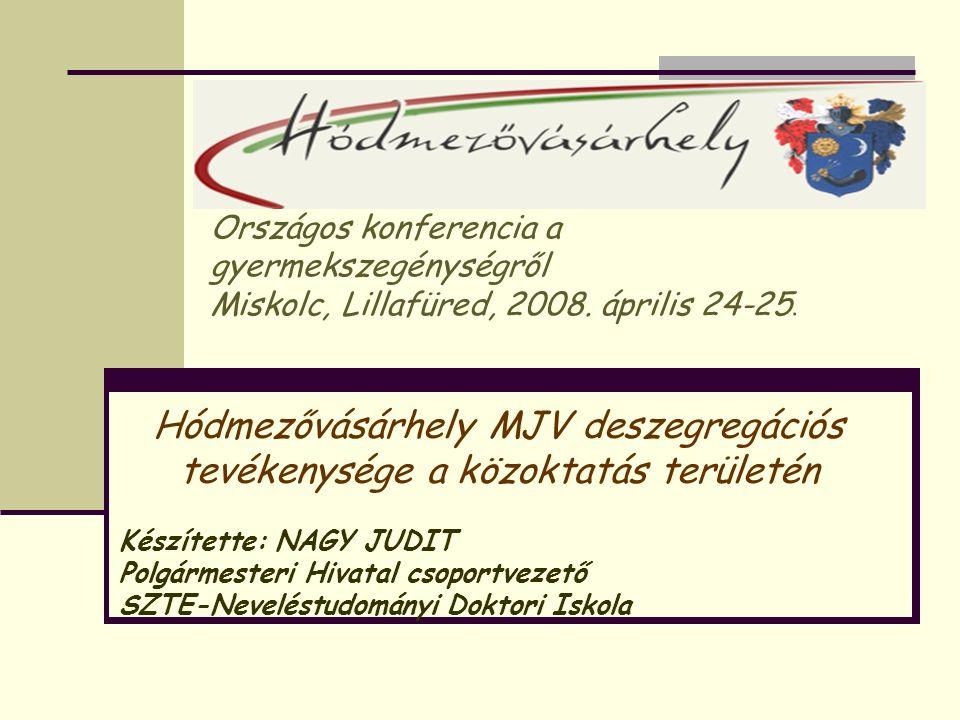 Országos konferencia a gyermekszegénységről Miskolc, Lillafüred, 2008.