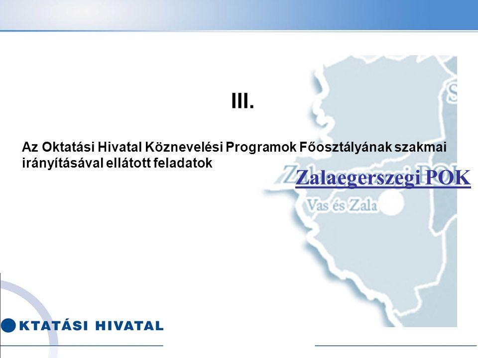 Zalaegerszegi POK III.