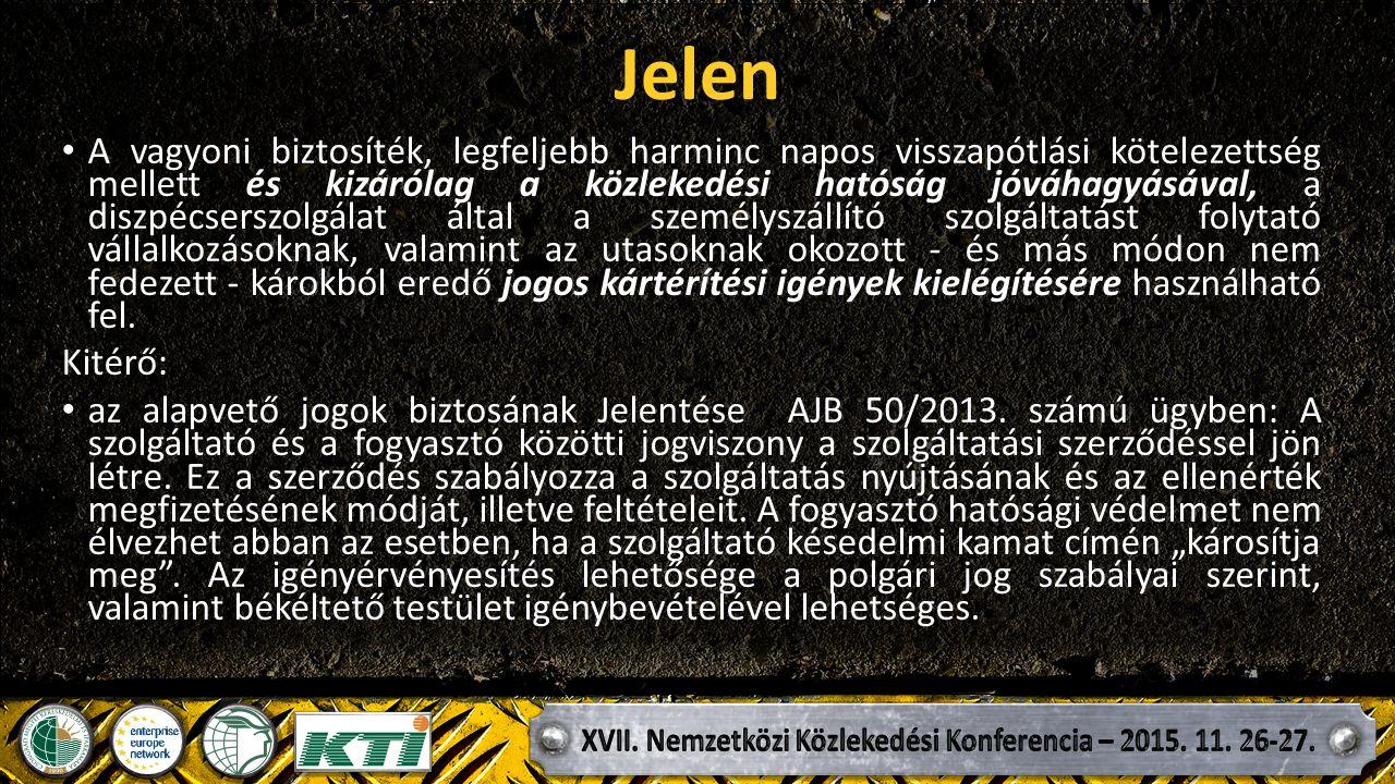 Jelen UBER: 19.