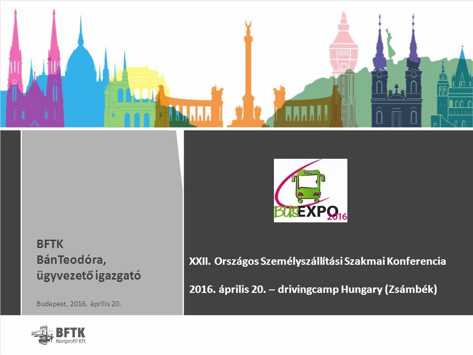A Budapesti Fesztivál- és Turisztikai Központ Nonprofit Korlátolt Felelősségű Társaság közreműködése a fővárosi turistacélú autóbuszos személyszállítás területén