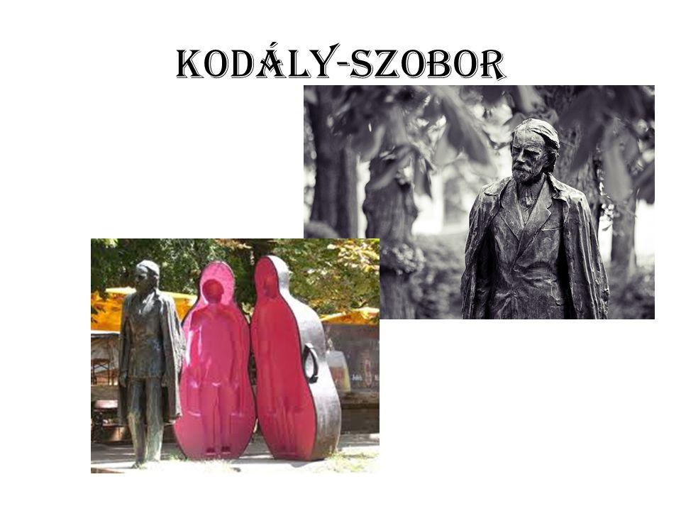 Kodály-szobor