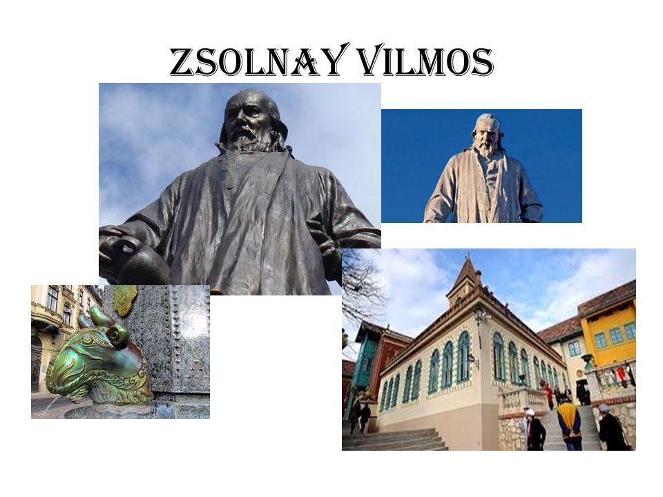 Zsolnay vilmos