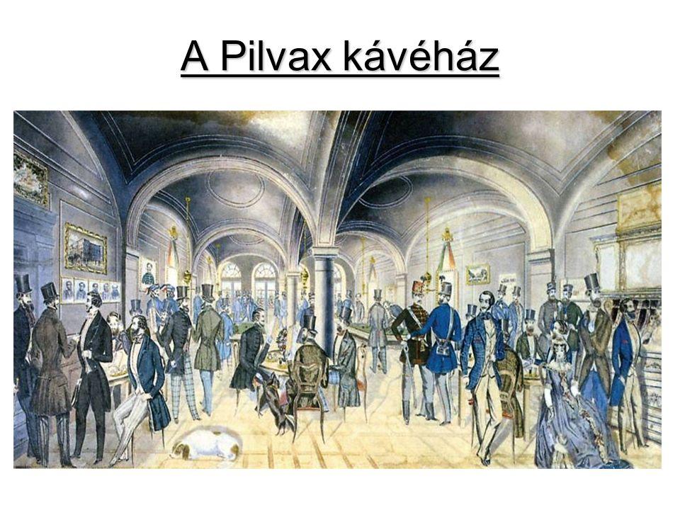 A Pilvax kávéház