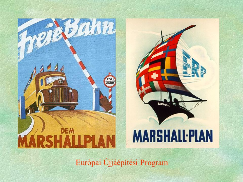 Európai Újjáépítési Program