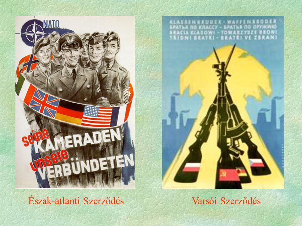 Észak-atlanti Szerződés Varsói Szerződés