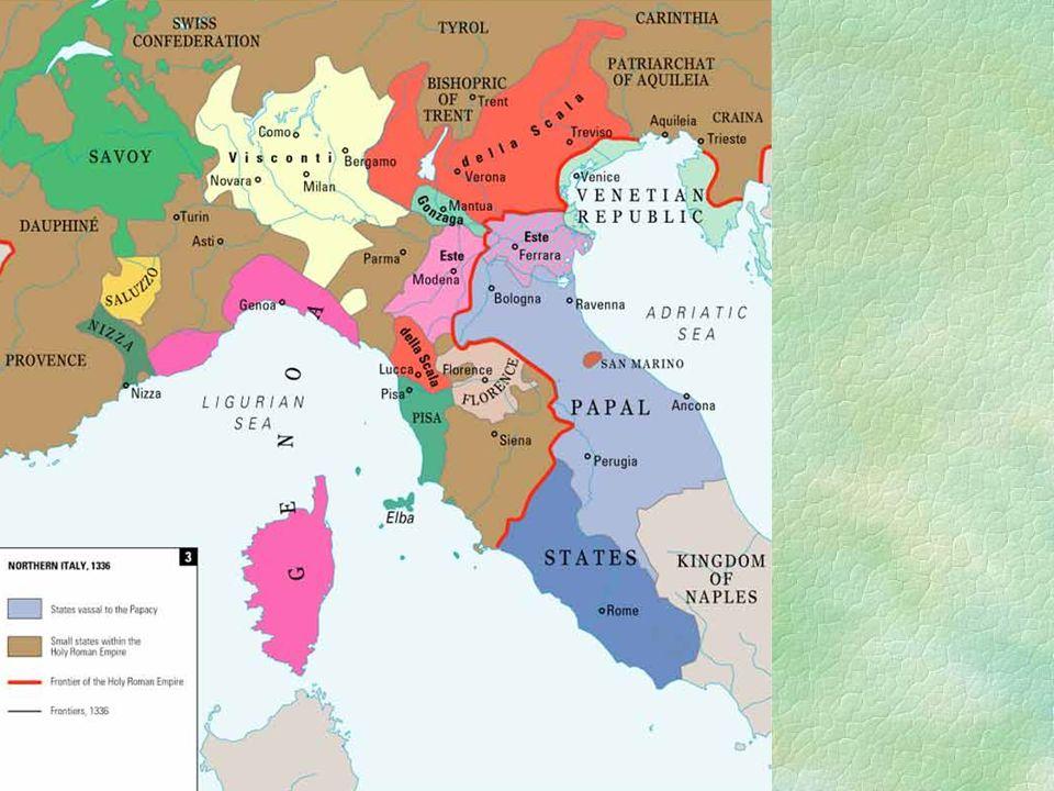  Történelmi háttér  Európa a XIV.századtól új korszakot nyit.