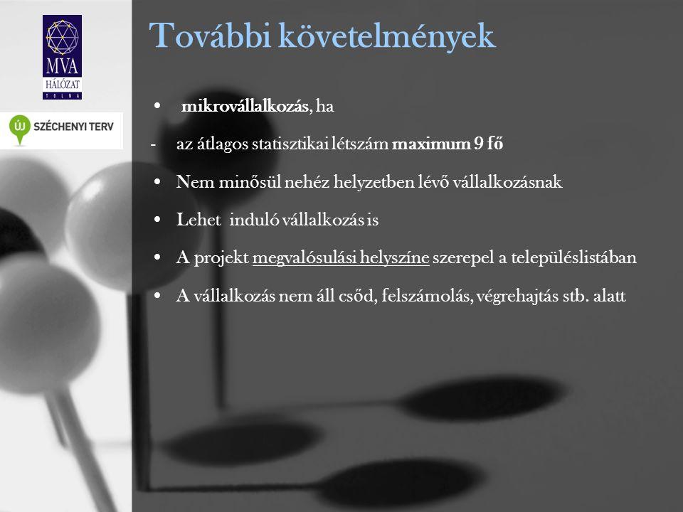 Új Széchenyi Hitel Támogatásban részesíthet ő Kedvezményezettek: -Minden devizabelföldinek min ő sül ő, a Magyar Köztársaság területén székhellyel, illetve az Európai Gazdasági Térség területén székhellyel és a Magyar Köztársaság (Közép- magyarországi Régión kívül) területén fiókteleppel rendelkez ő Mikro- és Kisvállalkozás az alábbi Projektekhez használhatók fel: - gépek, berendezések, egyéb tárgyi-eszközök, illetve immateriális javak beszerzésének és egyéb Beruházások finanszírozása; - meglév ő üzleti tulajdon vagy bérelt infrastruktúra b ő vítése és/vagy fejlesztése; és/vagy - gazdasági tevékenység elindításához, Tevékenységb ő vítéshez, vagy Beruházáshoz kapcsolódó finanszírozások, ideértve az e feltételeknek megfelel ő Forgóeszköz-beszerzések finanszírozását is.