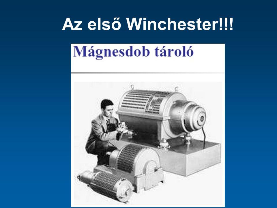 Az első Winchester!!!