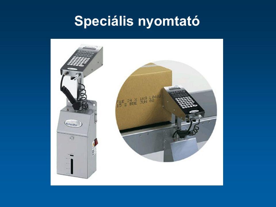 Speciális nyomtató