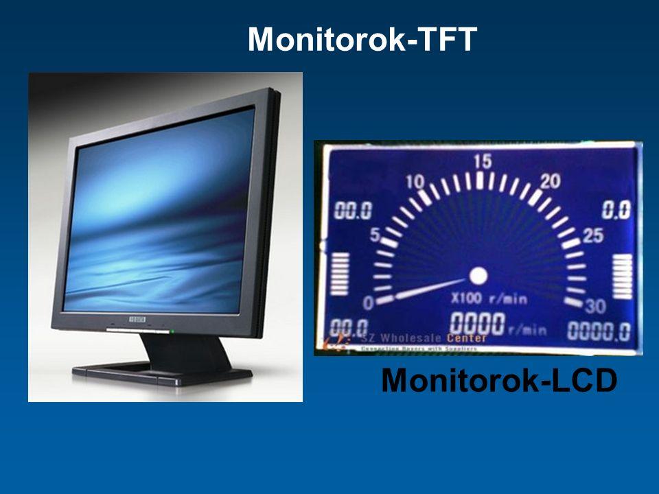 Monitorok-TFT Monitorok-LCD