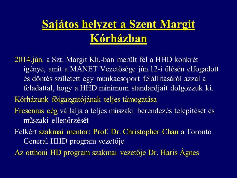 Sajátos helyzet a Szent Margit Kórházban 2014.jún.
