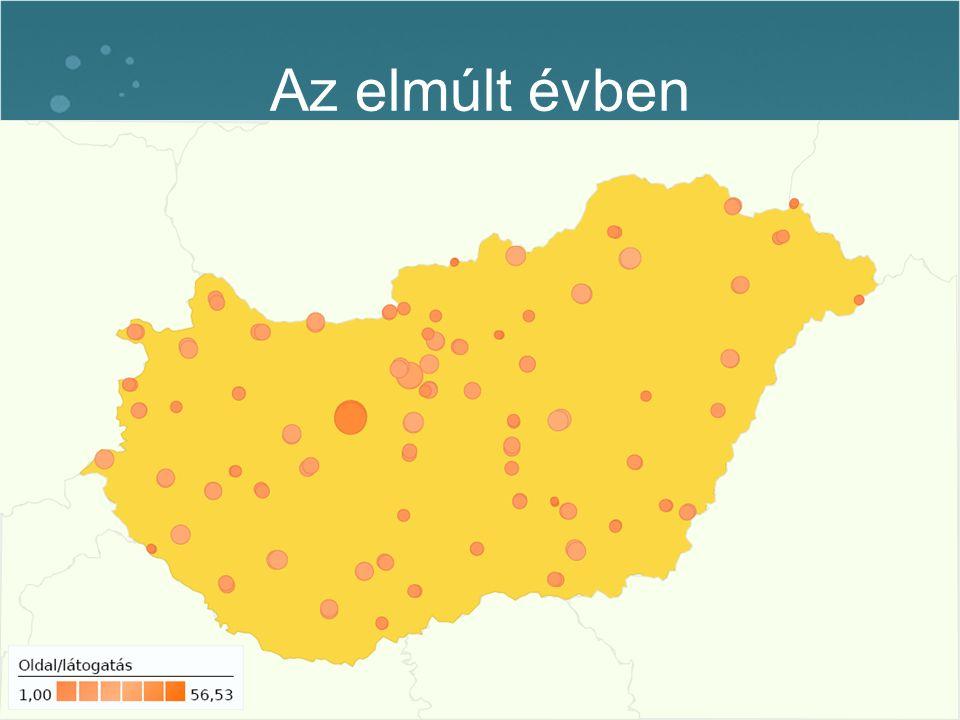 Az elmúlt évben Magyarország 127 városából: Budapest, Debrecen, Veszprém, Szeged, Miskolc, Pécs, Törökbálint, Gödöllő, Nyíregyháza