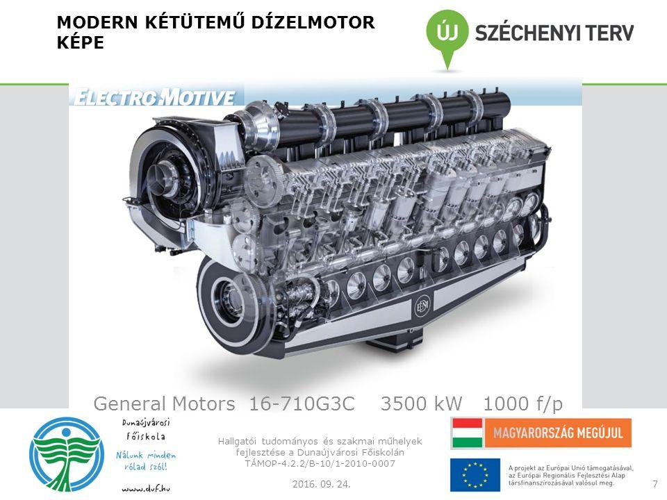 Modern kétütemű dízelmotor metszete 2016.09. 24.