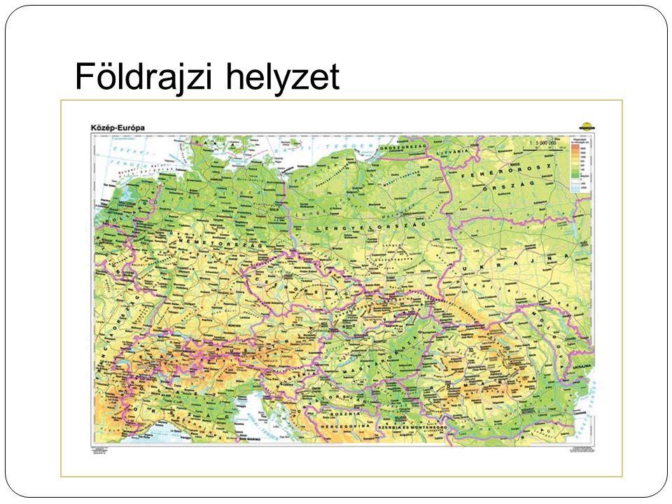 Földrajzi helyzet