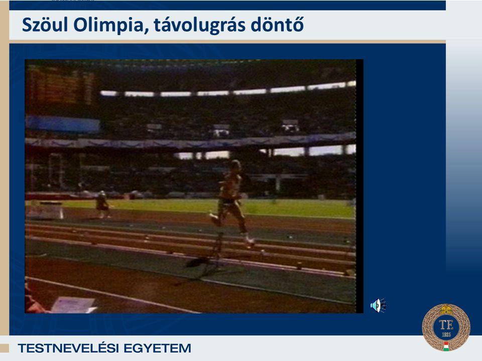 Szöul Olimpia, távolugrás döntő