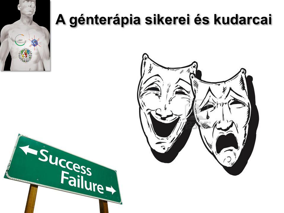 A génterápia sikerei és kudarcai