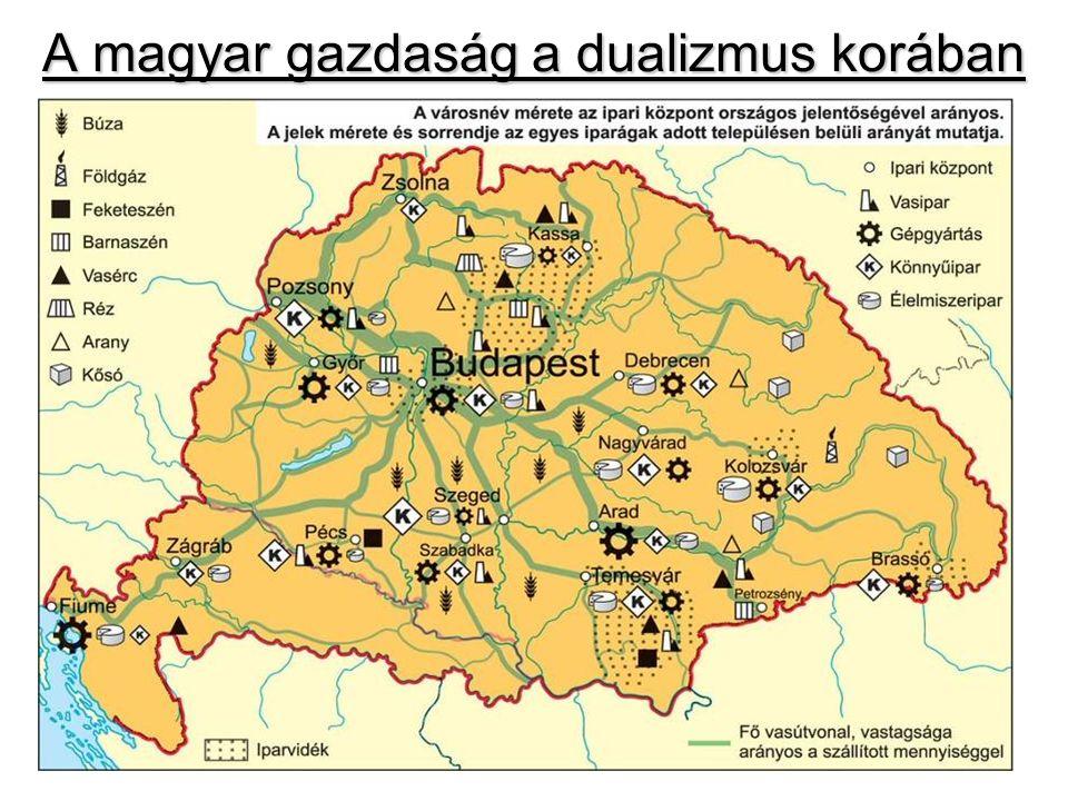 Magyarország gazdasága a XIX.sz.