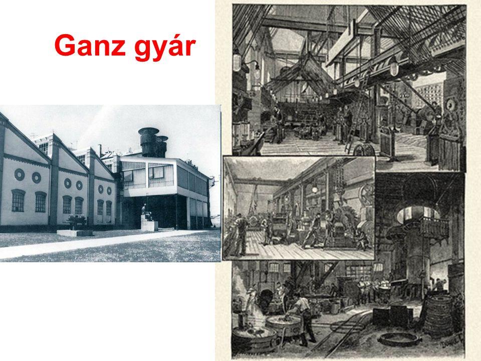 Ganz gyár