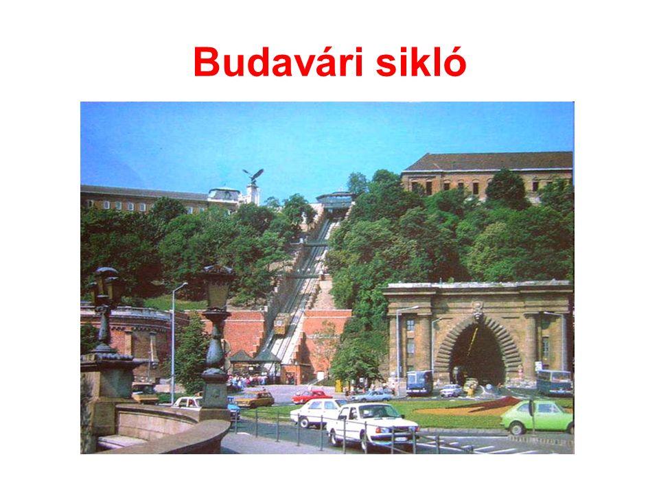 Budavári sikló