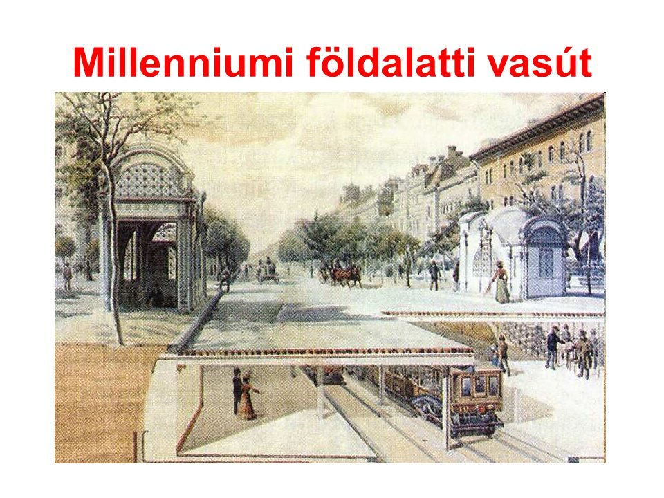 Millenniumi földalatti vasút