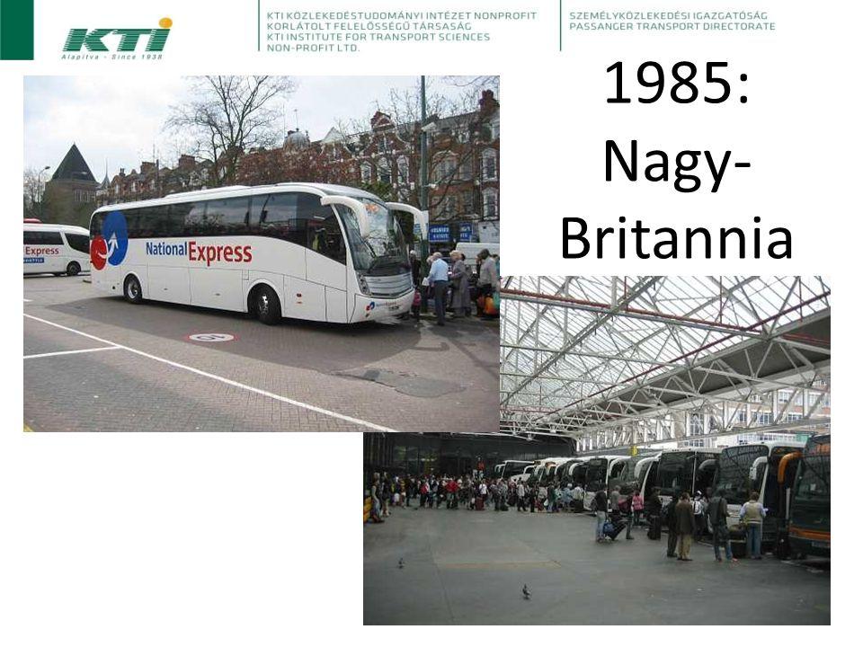 1985: Nagy- Britannia
