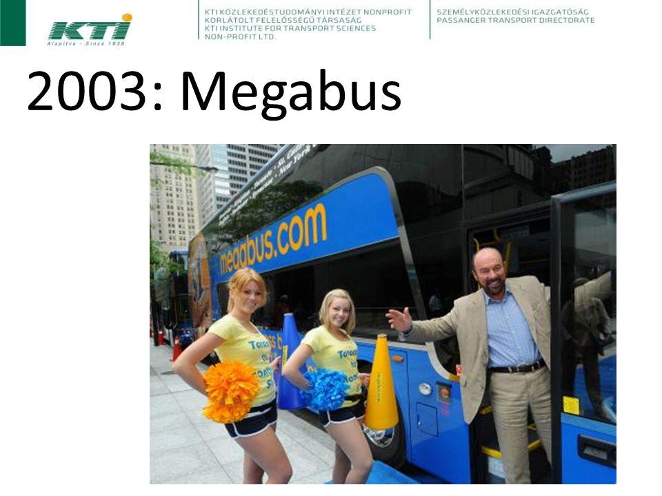 2003: Megabus